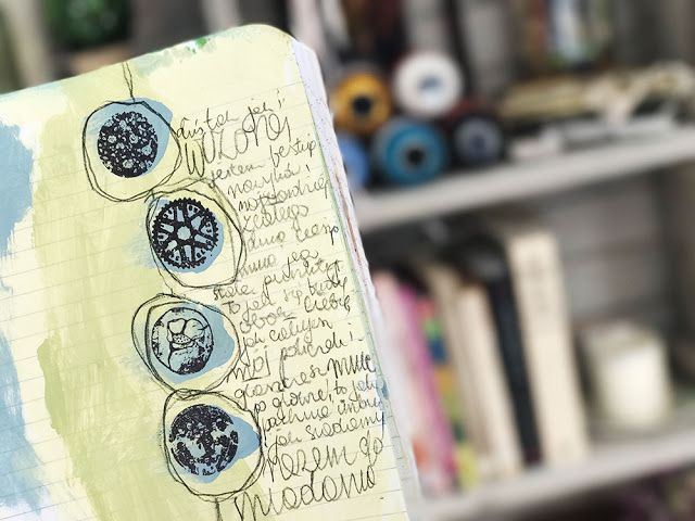 PaperArtsy: NEW PaperArtsy Products {Eclectica³ Everything Art} by Kasia Avery