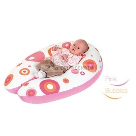 Big Buddy Nursing Pillow at 75 €!  It 's perfect for the support of the womb during pregnancy, a very useful support for the moments of relax and sleep. After the pregnancy becomes a comfortable pillow for breastfeeding.  http://www.lachiocciolababy.it/bambino/cuscino_allattamento_buddy_grande-1654.htm