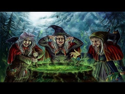 Halloween Music - Witch's Brew (+playlist)