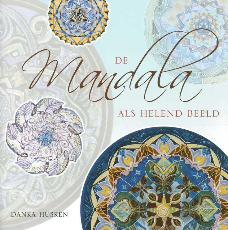 De mandala als helend beeld is de vernieuwde versie van mijn eerste boek, dat nog in zwart wit verscheen in 1995
