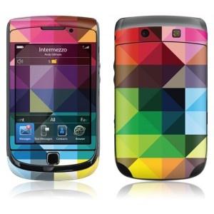 Skin BlackBerry 9800 - Skin Pour BlackBerry 9800 Intermede