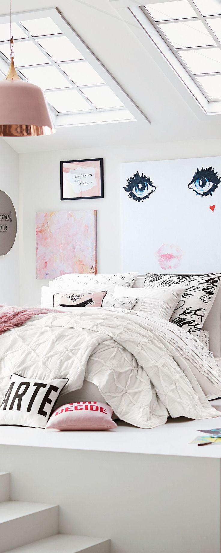 M s de 25 ideas incre bles sobre cuartos tumblr en for Dormitorio kawaii