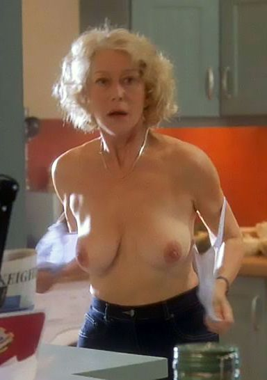from Armani hellen mirren fake nudes