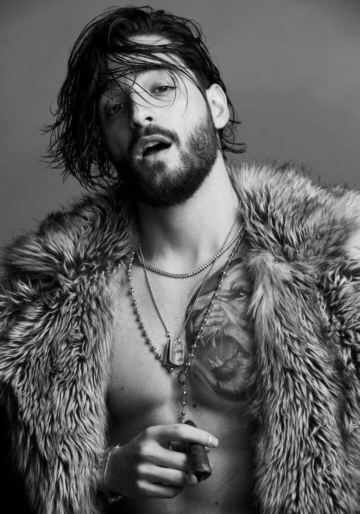 Maluma Fame  Hot Stuff in 2019  Beautiful men faces