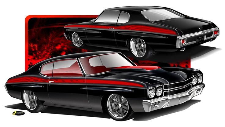 Ec D D F Ffa B E Fb moreover Disegno Da Colorare Macchina Da Corsa Dl as well K F Cl moreover  likewise Truck Clipart Classic Truck. on muscle car drawings color