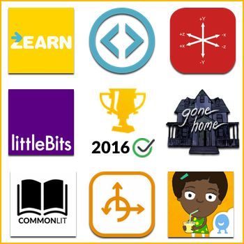 Best EdTech of 2016: The 20 best apps, games, and websites for learning from 2016.