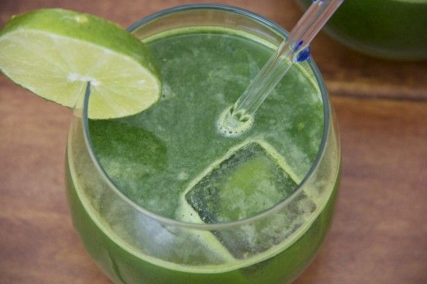 Green Power Flu Fighting Juice