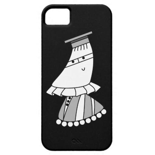 Academic/graduation dress kawaii / cute cartoon character cases. Personalize by adding your own text, change the background as well as scale/position the design to your liking.