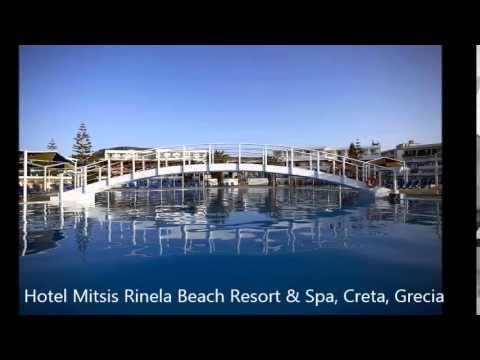 Hotel Mitsis Rinela Beach Resort & Spa, Creta, Grecia
