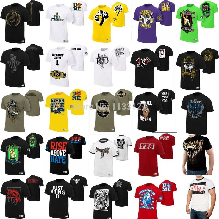 Find More T-Shirts Information about The Wrestler men chirldren T shirt short sleeve fashion 100% cotton Tee shirts RKOA&W WE theme you can't see me,High Quality shirt piece,China shirt viscose Suppliers, Cheap sleeve stays from Fashion Horse on Aliexpress.com