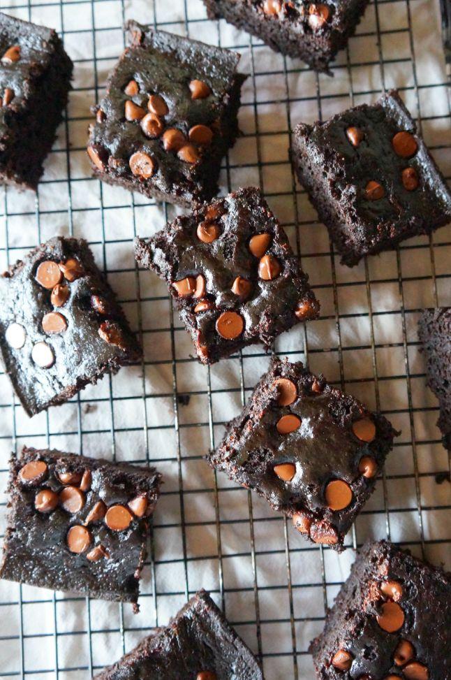 Skinny Brownies | tomatoboots.co