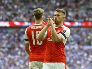 Aaron Ramsey hoping to push on from FA Cup final win