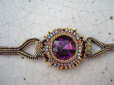 amethyst...love the way it all comes together!
