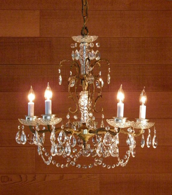 Reviving An Antique Chandelier Chandelierall