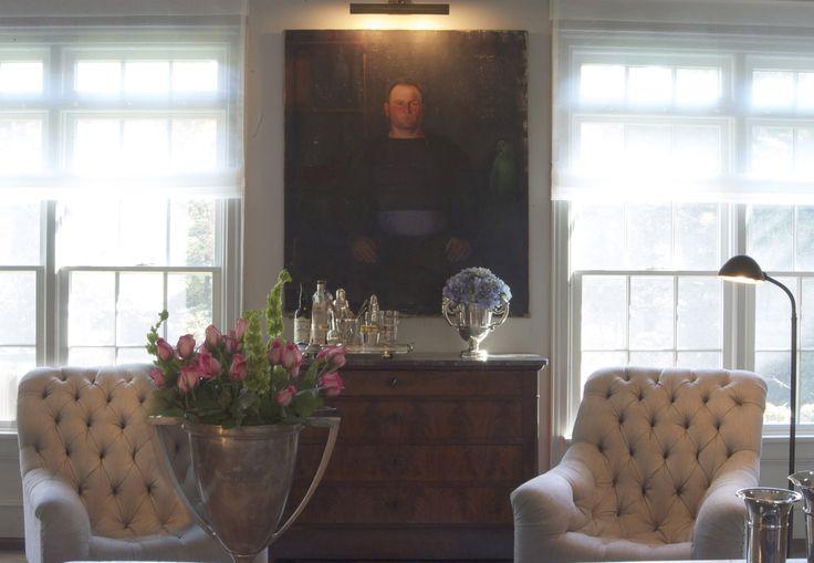 See more of Vaughn Miller Studio's Amagansett Residence on 1stdibs