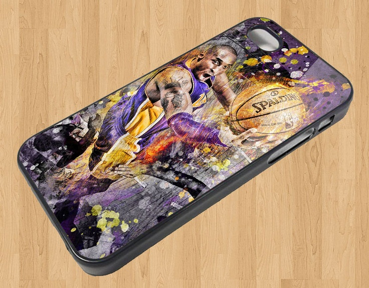 sm460 Kobe Brian LA Lakers for IPhone Case Apple Phone iPhone 4 4S Case Cover
