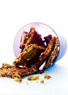 Bröd utan mjöl: Söta kex med morot - Nyttigare