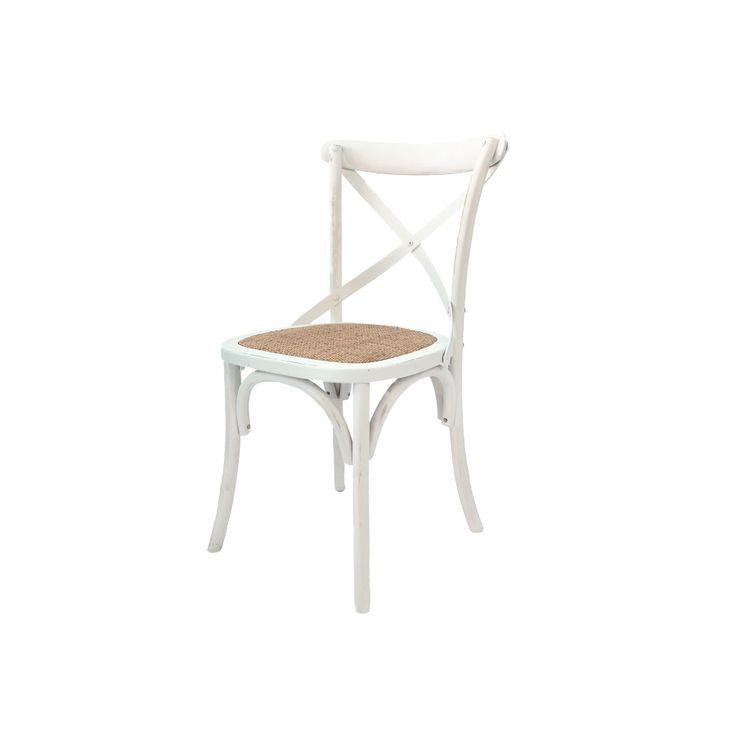 silla tonet blanca