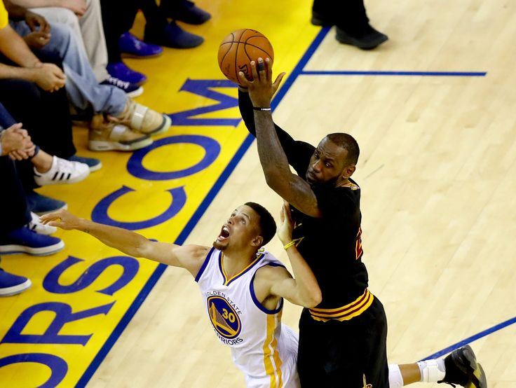 The Cavs And Warriors Might Be Doing This Finals Thing For A Long Time