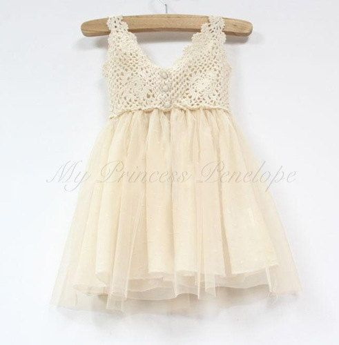 Baby girls  flower lace tutu princess dress - Perfect for christening, party, flower girl, birthday girl.. on Etsy, $43.01