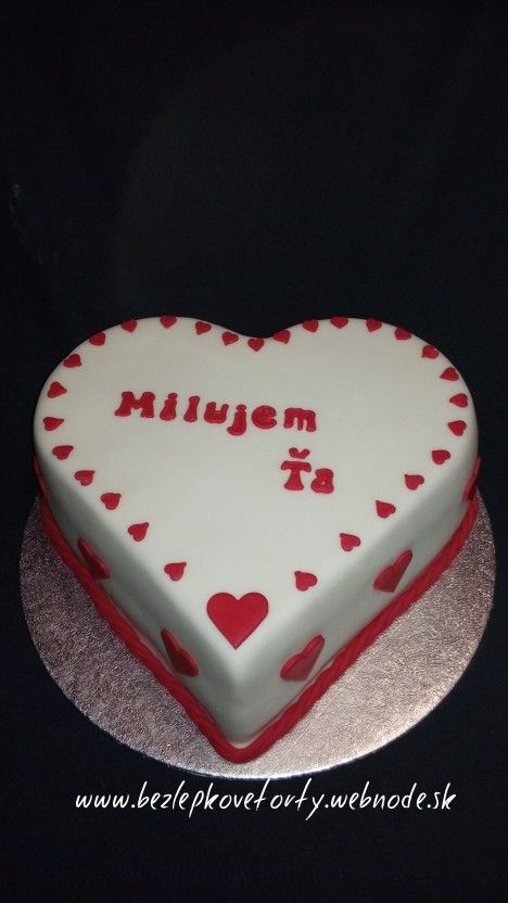 Valentinska torta