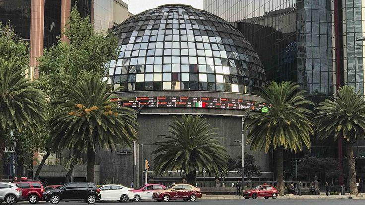 La Bolsa mexicana va por su quinta jornada consecutiva de pérdidas - Expansión MX #757LiveUS