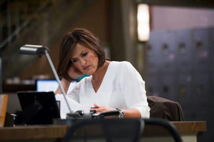 """Law & Order SVU"" - Olivia Benson"