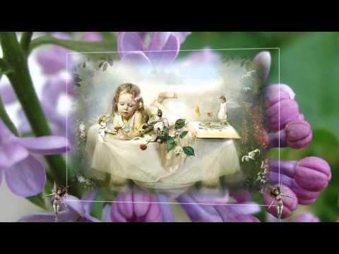 Детская песенка Сиреневая феечка