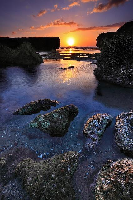 Lighting Your Way    Echo beach, Bali, Indonesia