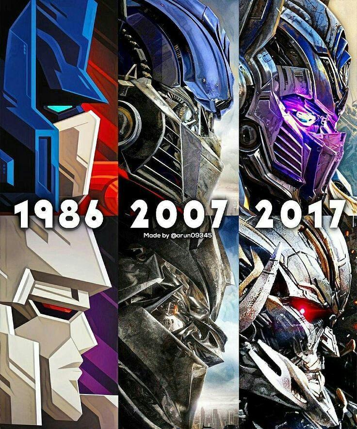 """""""Mi piace"""": 739, commenti: 6 - ♕ OPTIMUS PRIME ♕ (@x_optimus_prime_x) su Instagram: """"Evolution . Credit : @arun09345 . . #transformers #transformers5 #thelastprime #thelastknight…"""""""
