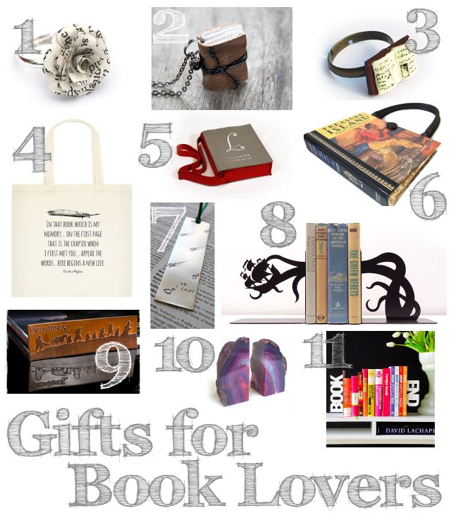 gifts for book lovers gift guide for book crafts 11444