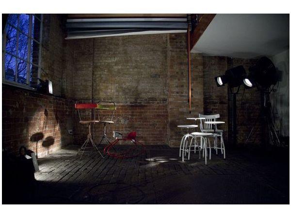 Space to create in #London – industrial-style #studio – Espero Studio