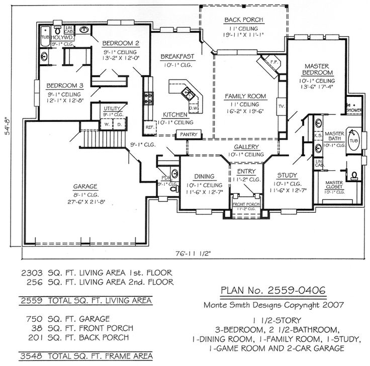 274 best House plan/elevation images on Pinterest | House floor ...