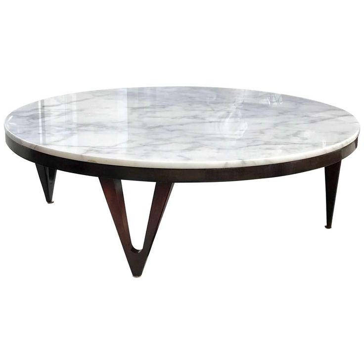 Marble Top Coffee Table 1