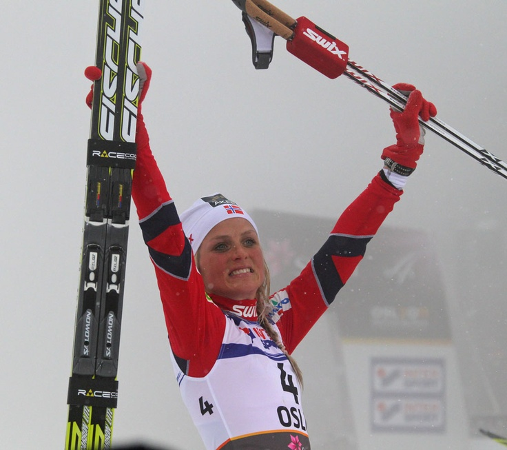 Therese Johaug- Inspiration