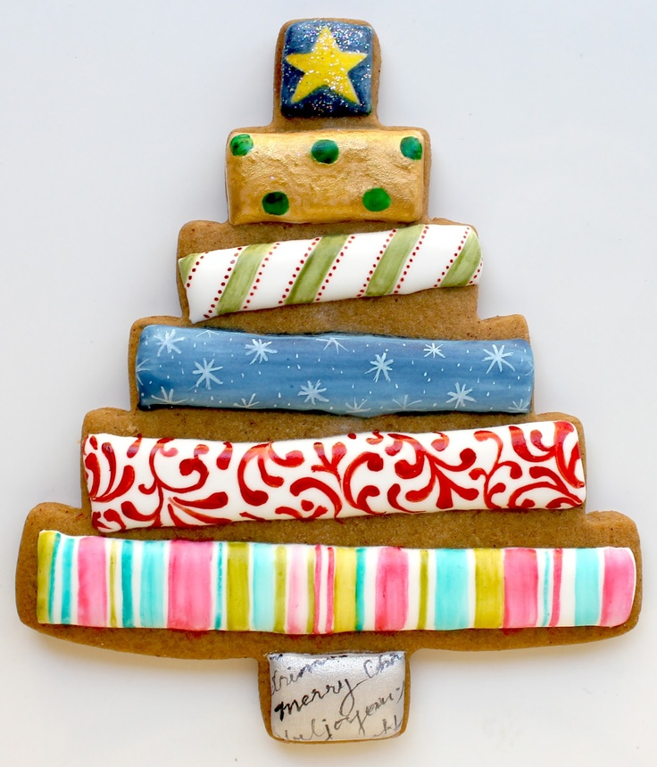 Arty McGoo: Mission: Homespun Tree Cutter -- such a cute idea1