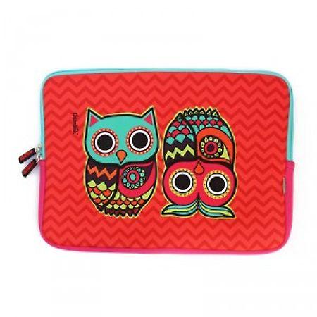 #Chumbak #Owls Of #India #Laptop Sleeve #allMemoirs