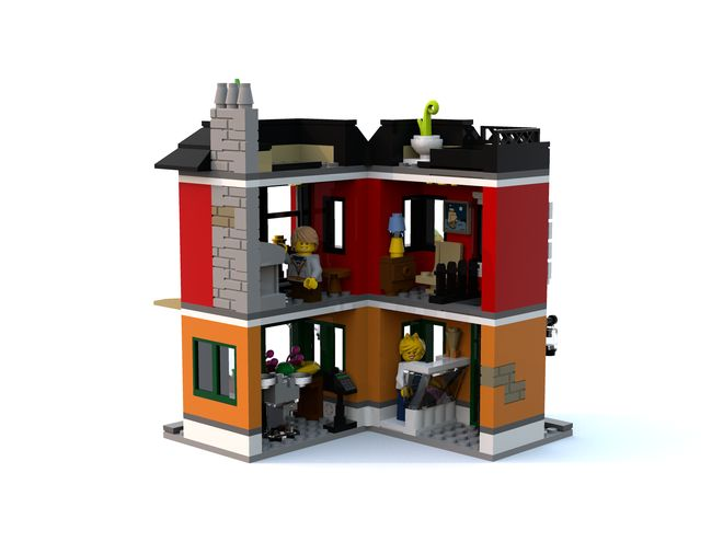 186 best images about lego architecture on pinterest for Stand createur