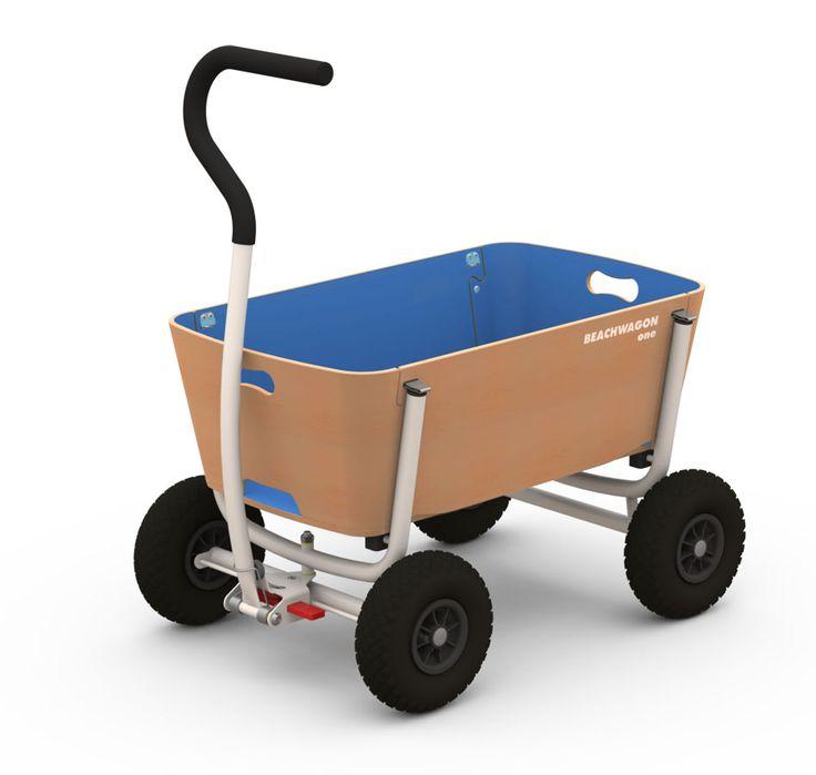 Bollerwagen - faltbar oder aus Holz - im Test-Vergleich 2015