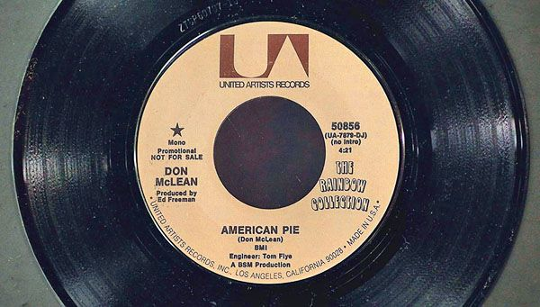 DON MCLEAN REVEALS MEANING OF 'AMERICAN PIE''This song was not a parlor game' JOE KOVACS Read more at http://mobile.wnd.com/2015/04/don-mclean-reveals-meaning-of-american-pie/#yIHSLHSGU7fmgUtx.99