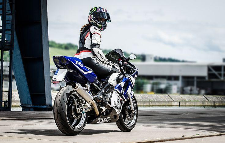 Echte Bikerinnen stellen sich vor. Warum lieben Frauen das Motorrad fahren?