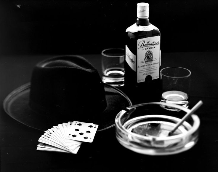 film noir | Film noir still life by twieja on deviantART