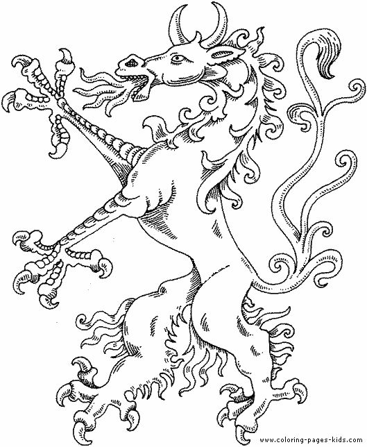 dragon color page coloring pages for kids fantasy medieval coloring pages printable coloring pages color pages kids coloring pages coloring