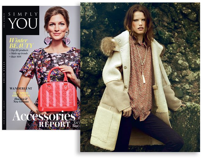 NYDJ IN THE PRESS - SIMPLY YOU MAGAZINE