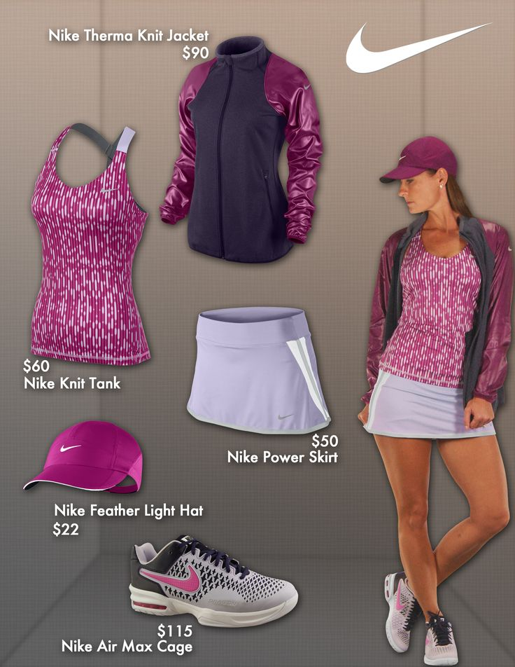 Shop our Nike Women's 2013 Apparel line here: http://www.midwestsports.com/nike-womens-tennis-apparel/c/612/