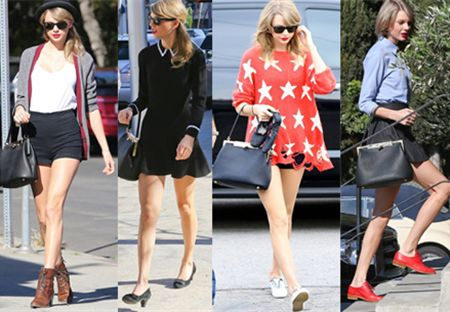 Sasha Finds: Taylor Swift Style Edition January 2014 Photos: AKM-GSI /Splash News, VM/FAMEFLYNET PICTURES 128769