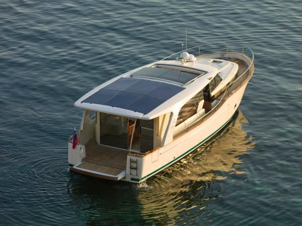 2014 Greenline Hybrid 40 | Annapolis Yacht Sales
