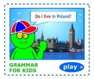 Gramatyka, słownictwo, piosenki