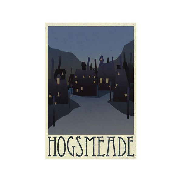 Hogsmeade Retro Travel Plastic Sign Plastic Sign ($7.79) ❤ liked on Polyvore featuring home, home decor, wall art, retro home decor, retro signs, plastic signs, retro home accessories and retro wall art
