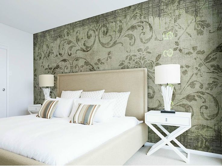 Panoramic wallpaper  DAMASK Collection Grunge by N.O.W. Edizioni  Join our newsletter @ www.now-edizioni.com